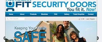 Ufit Security Doors